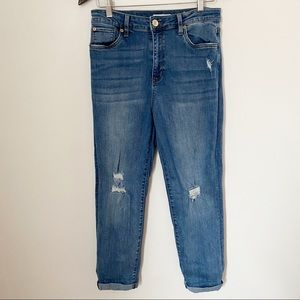 STS Blue Alison High Rise Distressed Skinny Jeans